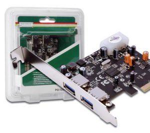 CONTROLLER PCI 2P USB 3.0 (DS-30220)