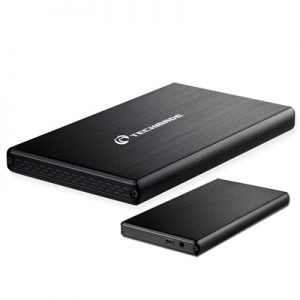 "BOX ESTERNO 2.5"""" (TM-GD25621-3.0) SATA USB3.0 NERO"