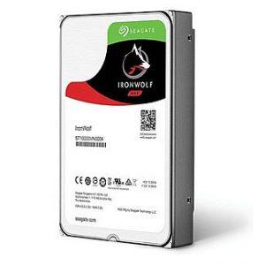 "HARD DISK 2 TB IRONWOLF SATA 3 3.5"""" NAS (ST2000VN004)"