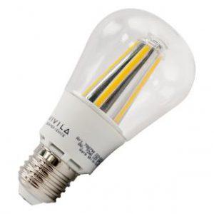 LAMPADA LED BULBO E27 8W LUCE CALDA (788794)