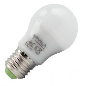 LAMPADA LED BULBO E27 6W LUCE CALDA (795439)