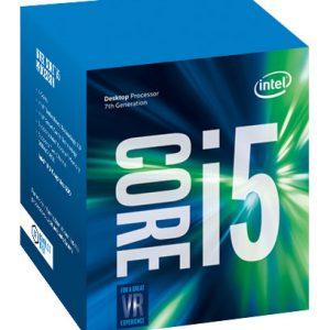 CPU CORE I5-7400 1151 BOX
