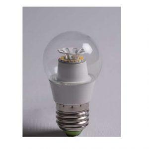 LAMPADA LED BULBO E14 4W LUCE NATURALE (795005)