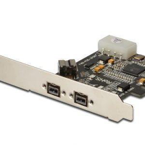 CONTROLLER PCI FIREWIRE PCI-EX 2 PORTE (DS302032)