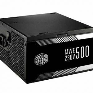 ALIMENTATORE MWE500 500 WATT (MPW-5002-ACABW-EB) 80 PLUS