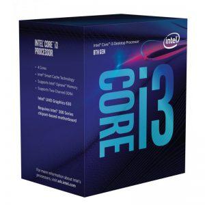 CPU CORE I3-8300 1151 BOX