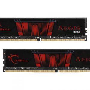 MEMORIA DDR4 16 GB AEGIS PC3000 MHZ (2X8)  (F4-3000C16D-16GISB)