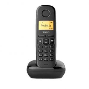 TELEFONO CORDLESS GIGASET A270 NERO (S30852H2812K101)