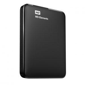 HARD DISK 1 TB ESTERNO ELEMENTS USB 3.0 2