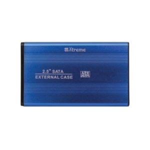 """BOX ESTERNO PER HD 2.5"""""""" SATA USB 2.0 (29003) BLU"""