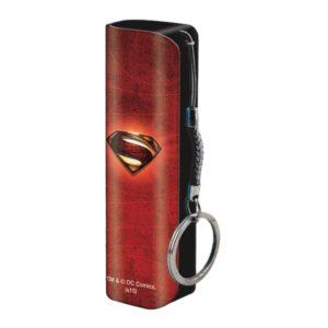 POWER BANK 2600MAH SUPERMAN (51557)