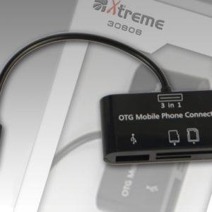 LETTORE MULTICARD USB TF/SD