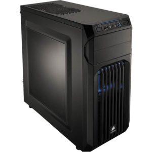 CASE GAMING CARBIDE SPEC-01 (CC-9011056-WW) LED ROSSO