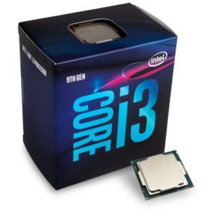 CPU CORE I3-9100 1151 BOX