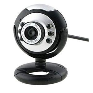 WEB CAM HNXW2200B 6 LED USB